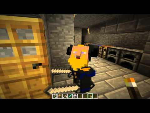 Minecraft 1.6.4   Review e Instalación de Mods   WITCHES AND MORE