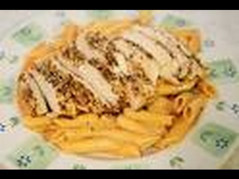 Grilled Chicken and Penne with AwesomeSauce! Video