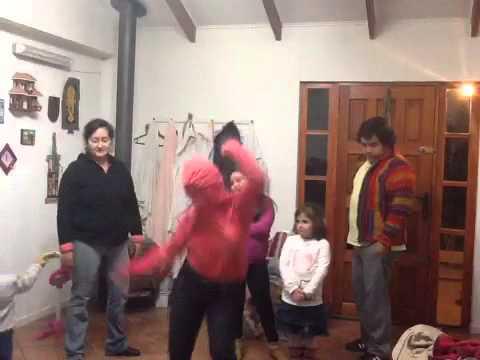 Harlem Shake Familia Manriquez Caro Ibarra