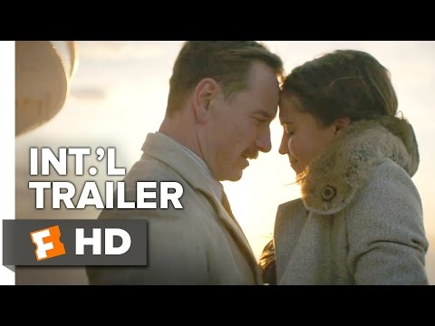 The Light Between Oceans Official International Trailer #1 (2016) - Michael Fassbender Movie HD