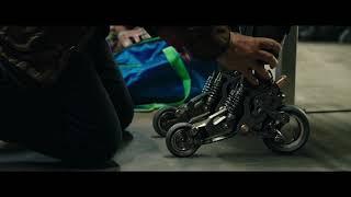 "ALITA BATTLE ÁNGEL (2019) Clip ""Motorball"""