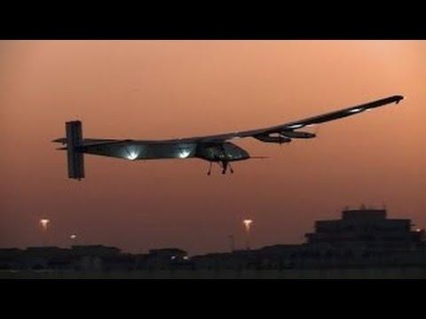 Solar Impulse: Mais um passo a caminho do Futuro