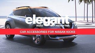 Nissan Kicks Accessories   Nissan Kicks Seat Cover   Nissan Kicks Floor Mats   Kicks Accessories