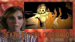 DEATH BY FIRE CONFIRMED? | Escape The Night Season 4 Theory