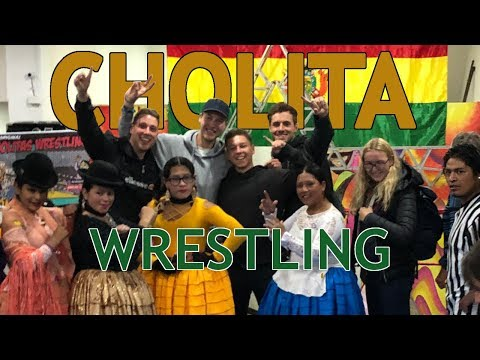 Cholitas Wrestling | Backpacking Südamerika | Vlog #09
