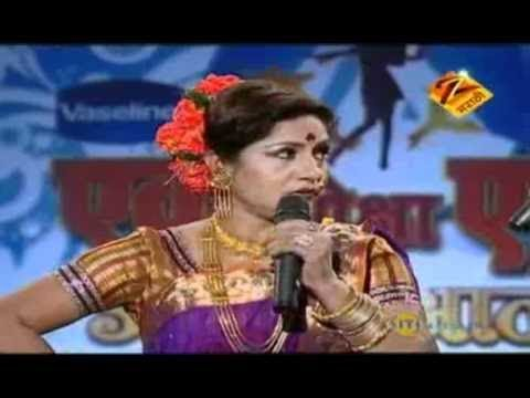 Eka Peksha Ek Apsara Aali Jan. 13 '11 - Surekha Punekar video