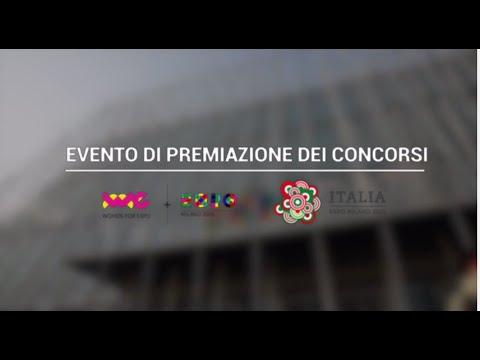 Concorsi WE - Women for Expo e Padiglione Italia | Puntata 2: premiazione