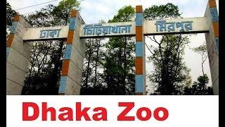 About The Dhaka Zoo (মিরপুর চিড়িয়াখানা)