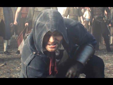 Assassin's Creed: Unity — Тысячи ассасинов! (1080p) Русский ТВ ролик