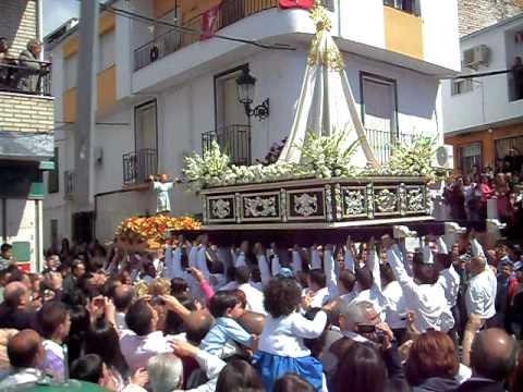 Domingo de resurreccion en Zagra