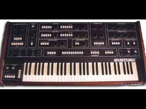 Elka Synthex Demo Track