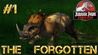 Jurassic Park Operation Genesis The Forgotten #1 - Getting Started