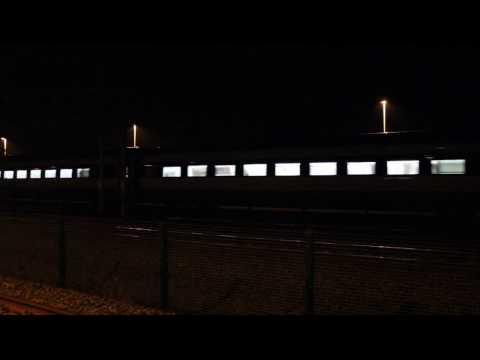 Eurostar e320 4013/4014 departs Noorderkempen