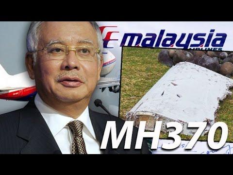 Reunion debris belongs to MH370, Malaysian PM Najib Razak confirms