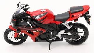 Motor Assembly Toy Honda CBR1000RR | Xe đồ chơi mô hình lắp ráp Maisto Assembly Line