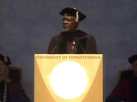 2005 Penn Commencement - Kofi Annan - 1 of 2