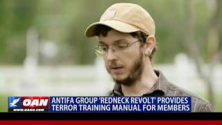 Redneck Revolt Antifa Bomb Camps In Many States Incl SD-Bad Human Trump Fails To Protect His People