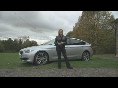 Fifth Gear: Web TV Edition 13  BMW 5 Series Gran Turismo