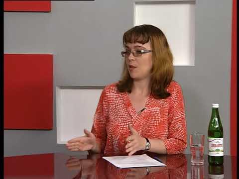 """Михайло Королик в етері телеканалу """"Галичина"""""""
