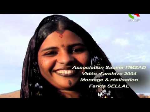 Imzad avec Farida Sellal - Canal Algérie - 1ere partie