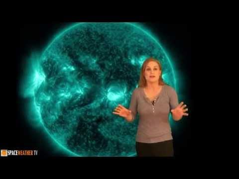 Solar Storm Forecast 02-04-2015