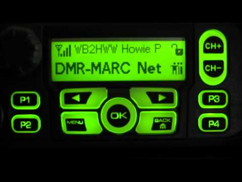 DMR - MARC MotoTrbo Digital World Wide Net for September 10, 2011