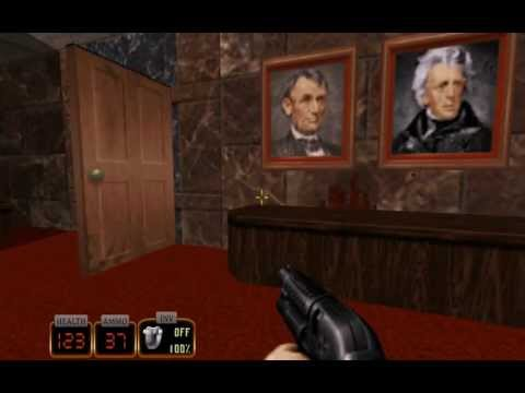 Duke Nukem 3D - 28 The Birth - Pigsty