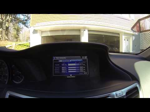 2013 Honda Accord EX-L V6 Navi 12.000 Mile Update