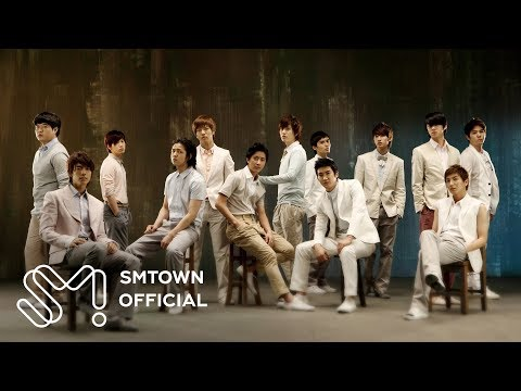 Super Junior(슈퍼주니어) _ It's You(너라고) _ MusicVideo Music Videos