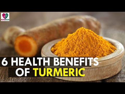 6 Health Benefits of Turmeric - Health Sutra