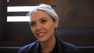 "Elizabeth Olsen Says 'Captain America: Civil War' Is ""Darker and Fun"""