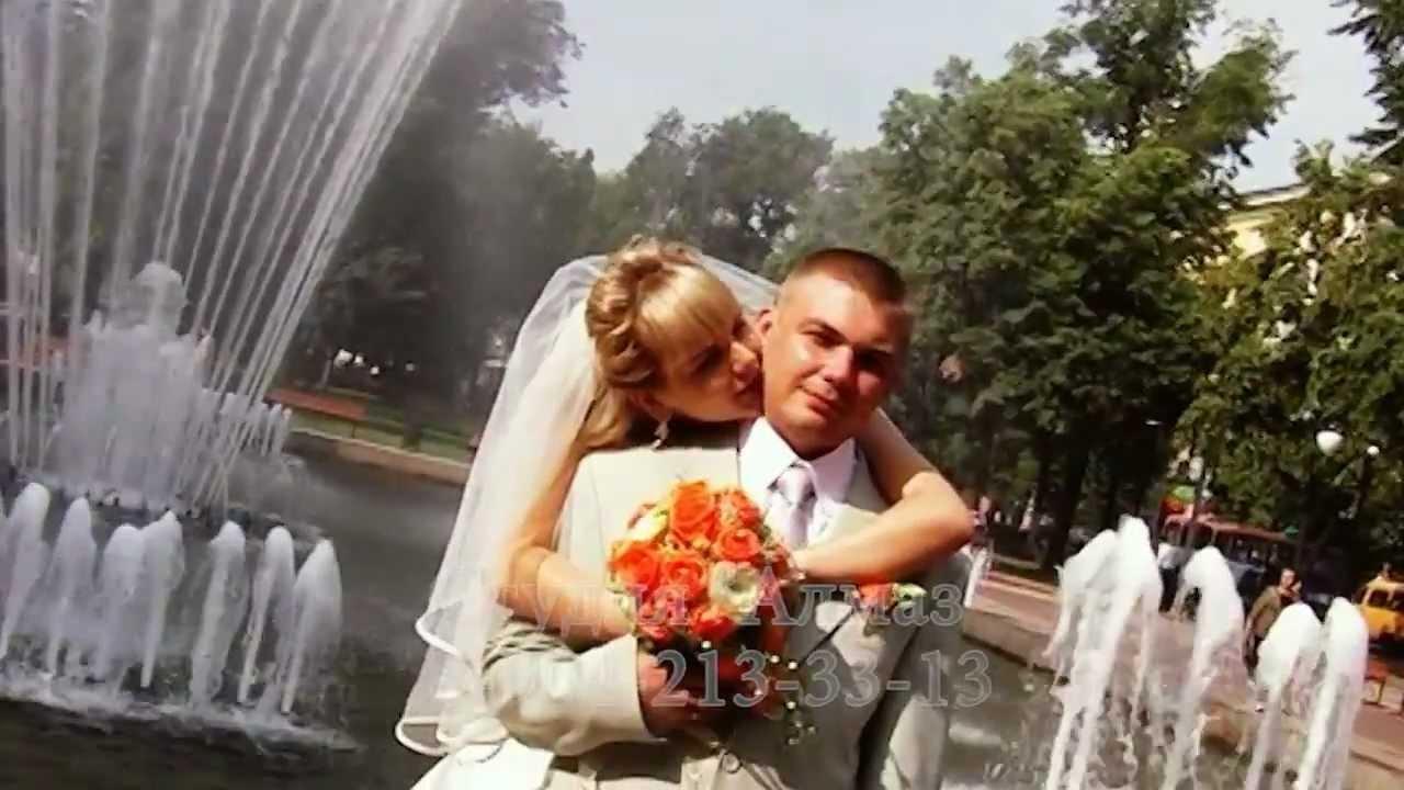Видеосъёмка свадьбы в воронеже