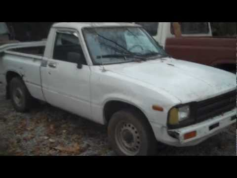 1982 Toyota Pickup Restoration