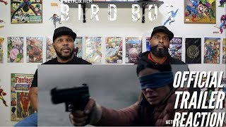 Bird Box (NetFlix) Official Trailer Reaction