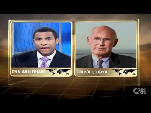 UN's role in Libya