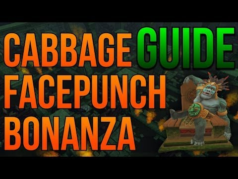 Runescape 3 – Cabbage Facepunch Bonanza Guide – World Event 3