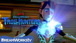 Becoming the Trollhunter | TROLLHUNTERS