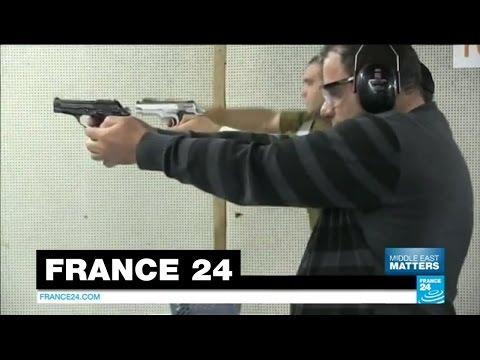 ISRAEL: Self-defence business is booming in gunshops