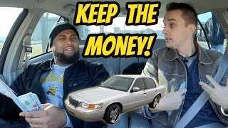 Buying Cheap Cars From Strangers, THEN GIVING THE CARS BACK!