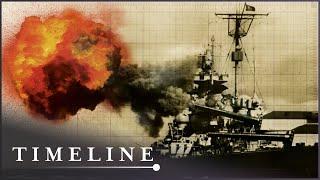 Sinking The Tirpitz (World War 2 Documentary)   Timeline