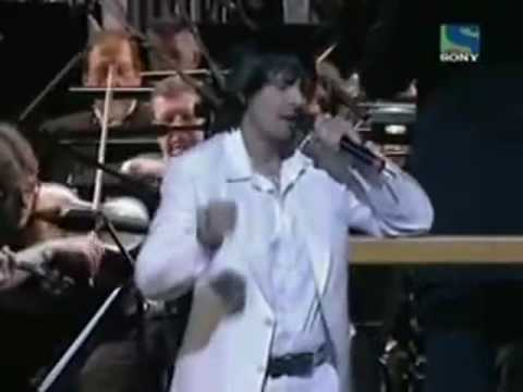 Sonu Nigam - Patthar Ke Sanam - Rafi Resurrected - An Evening...