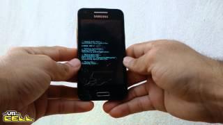Hard Reset no Samsung Galaxy Beam (GT-I8530) #UTICell