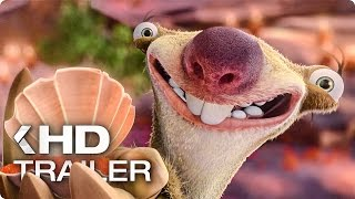 Ice Age 5: Collision Course ALL Trailer & Clips (2016)