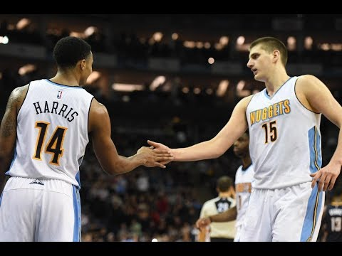 Nikola Jokic To Gary Harris 2016 17 Season