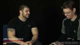 Supanova Perth Vlog 10 - Interview Stanislav Ianevski