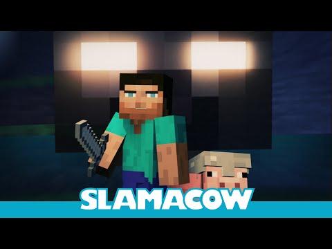 'Cube Land' - A Minecraft Music Video - An Original Song by Laura Shigihara (PvZ Composer)