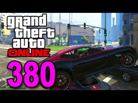 Grand Theft Auto 5 Multiplayer - Part 380 - Car Surfing (GTA Online Gameplay)