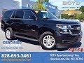 2016 Chevrolet Tahoe Hendersonville NC U7770 mp3 indir
