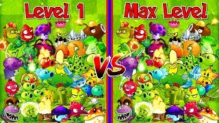 download lagu Every Plant Level 1 Vs Max Level Plants Vs gratis
