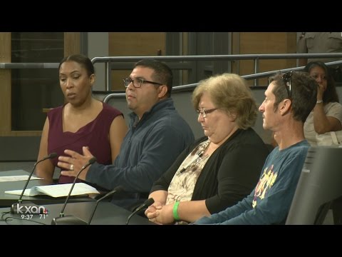 County commissioners heard from flood victims